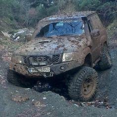 Nissan Patrol Gr Y61 extreme