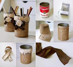 15 DIY Simple and Genius Ideas that can Inspire You - BeautyHarmonyLife Diy Craft Projects, Diy And Crafts Sewing, Crafts To Sell, Decor Crafts, Home Crafts, Easy Crafts, Project Ideas, Sewing Projects, Paper Roll Crafts