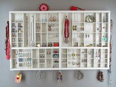Idées rangement bijoux : Forum Dziriya.net