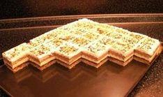 Čertovský mls, recepty, Zákusky | Tortyodmamy.sk Dessert Recipes, Desserts, Tiramisu, Food And Drink, Bread, Snacks, Pizza, Herbs, Sweet