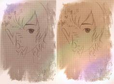 Zankyou No Terror  Mishima Lisa  fanart//hakuzakana