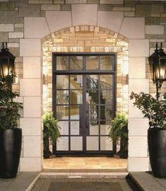 Luxury Line Steel Windows & Doors Texas & Florida - Cantera Doors