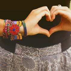 Arm party! #earthboundtrading