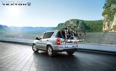 #쌍용자동차 #ssangyong #렉스턴W #REXTONW  본격 라이딩의 계절이 다가오고 있습니다! 렉스턴W의 네 바퀴만으로도 충분히 다이내믹한 오프로드를 즐길 수 있지만, 이번 주말에는 바퀴 두 개의 즐거움을 더해 자전거와 함께하는 럭셔리한 나들이를 떠나보시는 건 어떨까요? :)  내 마음속의 SUV REXTON W   ▶ 페이스북 바로가기    https://www.facebook.com/rextonw/photos/a.478220495620895.1073741828.476033715839573/727163250726617/?type=1&permPage=1