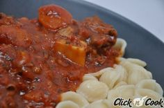 Osso bucco site click n cook Lactose Free Recipes, Meat Recipes, Gourmet Recipes, Cooking Recipes, Healthy Recipes, Healthy Fruit Smoothies, Fruit Smoothie Recipes, Food Print, Carne