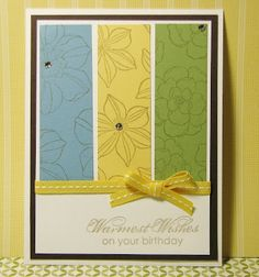SU Blooming with Kindess by JanisPDE - Cards and Paper Crafts at Splitcoaststampers