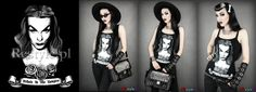 Tribute to the Vampira by Euflonica on deviantART