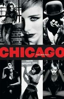 Chicago♡ musical theatre at it's best
