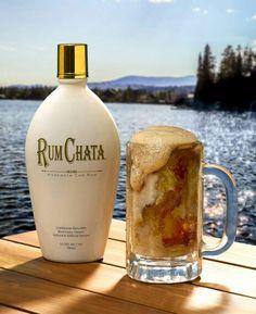 1 part RumChata, 3 parts Root Beer
