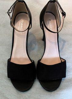 Kaufe meinen Artikel bei #Kleiderkreisel http://www.kleiderkreisel.de/damenschuhe/hohe-schuhe/112245840-schwarze-high-heels-grosse-40