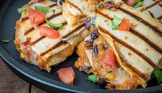 The authentic cheese quesadilla with a wholesome quinoa twist. Perfect for every palate.