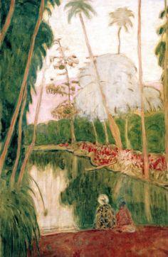 "James Wilson Morrice ""The Pond, West Indies"""