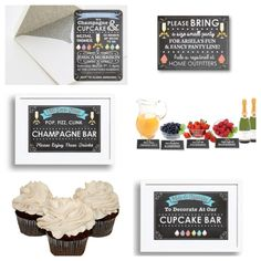 Specializing in custom decor for Tiffany and Co. inspired Baby and Bridal Showers, other popular themes Country Rustic, Shh It's a Secret, Champagne & Cupcakes Champagne Cupcakes, Champagne Bar, Tiffany And Co, Create Your Own, Bridal Shower, Fancy, Signs, Decor, Shower Party