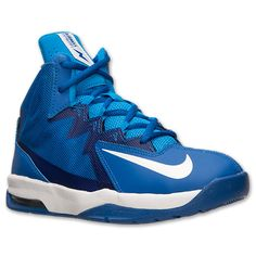 buy popular 6798b cadfd Boys  Big Kids  Nike Air Max Stutter Step 2 Basketball Shoes