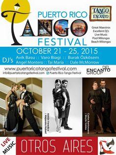 Puerto Rico Tango Festival 2015 #sondeaquipr #prtangofest #condadoplazahilton #condado #sanjuan