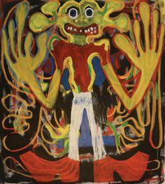 Caught/Maarit Korhonen, acrylic, oil sticks, canvas, 73cm x 65cm Dark Paintings, Original Paintings, Dancer In The Dark, Autumn Painting, Original Art For Sale, Online Painting, Figurative Art, Art Oil, Find Art