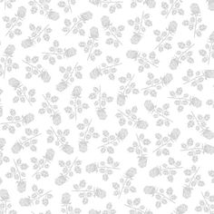 White & Platinum Wedding Cotton Fabric by CarolinaCottonCo on Etsy