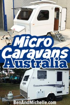 As fuel prices increase and time off becomes shorter and shorter, micro caravans are making more and more sense for people to head off on a quick getaway. Taking all the comforts of home, but in a small caravan that's easy to tow, cheaper to buy and simple to store. #microcaravansAustralia Airstream Camping, Van Camping, Camping Gear, Camping Outdoors, Camping Hacks, Small Caravans, Little Campers, Small Campers, Gidget Teardrop Camper