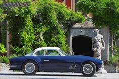 1956 Ferrari 250 GT (Zagato)
