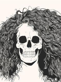 #SkullGirls by Garrel Saunders @ Trinidad and Tobago