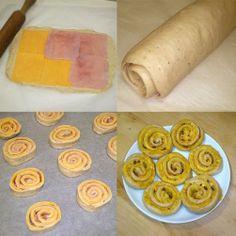 Pretzels de jamón y queso para #Mycook http://www.mycook.es/receta/pretzels-de-jamon-y-queso/