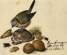 Georg Flegel (German, 1566 - 1638) - Still Life (1610)