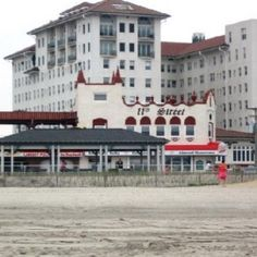 The Haunted Flanders Hotel, Ocean City, New Jersey