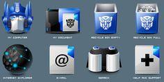 transformer icons raaaaaaad