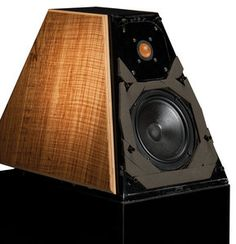 Wilson Audio Tiny Tot (WATT) Audiophile Speakers, Hifi Audio, Wireless Speakers, Monitor Speakers, High End Speakers, Home Speakers, High End Audio, Audio Design, Speaker Design