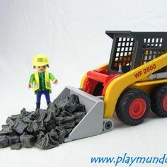 29 mejores imágenes de CONSTRUCCION en 2020 | Playmobil