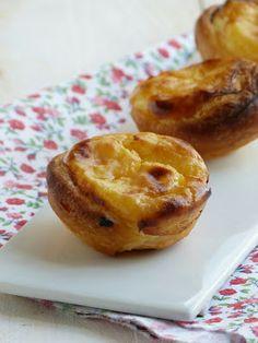 Recette de pasteis de nata (flan Portugais)