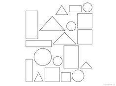Pracovní listy pro děti   Page 5 of 9   i-creative.cz - Inspirace, návody a nápady pro rodiče, učitele a pro všechny, kteří rádi tvoří. Geometry