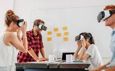 Image result for virtual reality team building