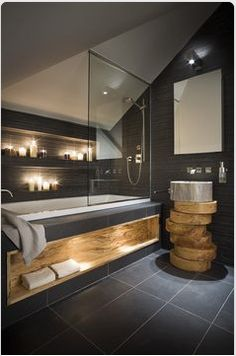 Love the bathroom! http://www.CorneliusCamp.com