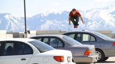 Car Parkour - Ronnie Shalvis