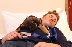 Forget Medals, Sochi's Olympians Vie for Puppy Love -  GUS KENWORTHY /Silver medallist/animal lover. WSJ.com