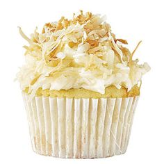 South Carolina: The Mile-High Coconut Cupcake
