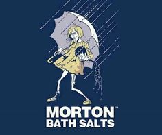 New take on salt - with zombies.
