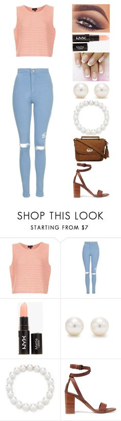 """beach"" by emmmalaw ❤ liked on Polyvore featuring Topshop, Mary Kay, Tiffany & Co., Vince and Dorothy Perkins"