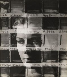 Maya Deren, Portrait of Carol Janeway, Gelatin silver print. Not on view? at MoMA. Natalie Wood, Multiple Exposure, Double Exposure, History Of Photography, Film Photography, Matt Hardy, Maya, Cinema Video, Gelatin Silver Print
