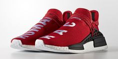 "adidas NMD x Pharrell Williams ""Human Race"""