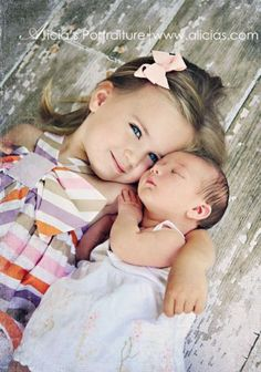 Fotos lindas que mostram o amor entre irmãos_3