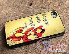 Venombite Phone Cases - Disney  Lion King Quotes Phone Case For iPhone 4/4s Cases, iPhone 5 Cases, iPhone 5S/5C Cases, iPhone 6 cases