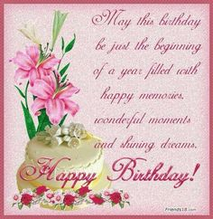68 best birthday greets images on pinterest in 2018 birthday happy birthday happy birthday happy birthday wishes happy birthday quotes happy m4hsunfo