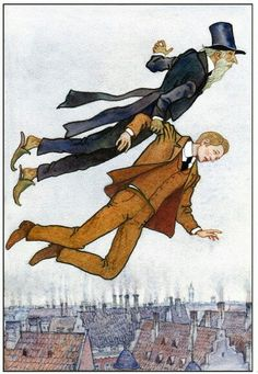Viktor Britvin  Иллюстрации  Ф.Энсти  Медный кувшин