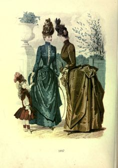 BookReaderImages.php, from book Dame Fashion, 1887 fashion plate