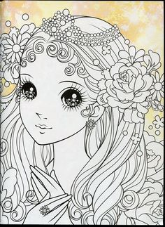 Princess Coloring Book 1 - Mama Mia - Picasa Web Albums - Pesquisa Google