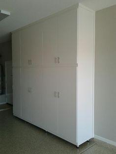 Luxury 16 Deep Garage Cabinets