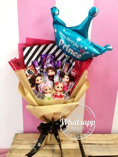 85 Best Chocolate Bouquet Images