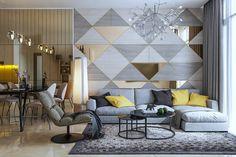 Luxcity apartments on Behance